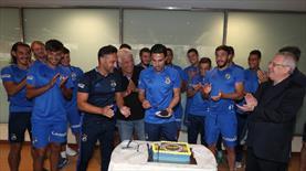 Fenerbahçe'de kutlama var!