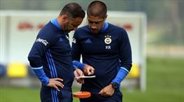 Fenerbahçe'de, Monaco maçında 6 futbolcu forma giyemeyecek