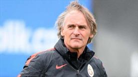 Galatasaray teknik direktörü Jan Olde Riekerink'ten transfer açıklaması!