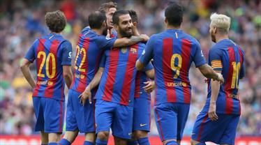 Açılış Arda'dan şov Barça'dan! (ÖZET)