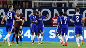 Milan'a Conte de acımadı!.. (ÖZET)