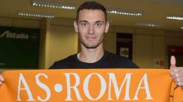 Barcelona Vermaelen'i Roma'ya kiraladı