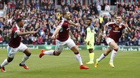 Burnley-Liverpool: 2-0!