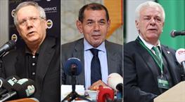 Aziz Yıldırım, Dursun Özbek ve Ali Ay PFDK'lık oldu!