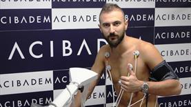 Murat Duruer kontrolden geçti