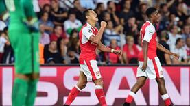 Paris Saint Germain  - Arsenal: 1-1