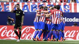 Atletico fırtına gibi başladı! 5 dakikada 2 gol!