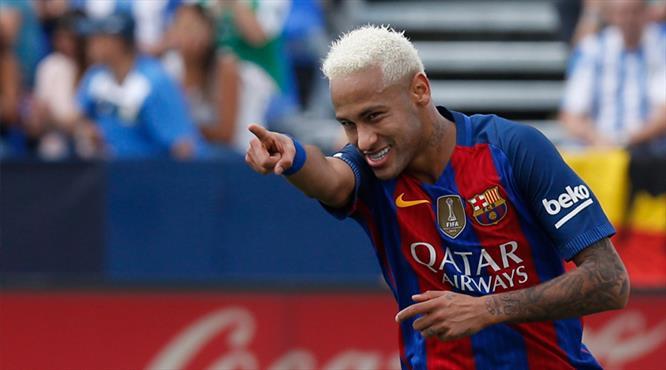 Neymar da kervana katıldı!.. Suarez ''al da at'' dedi!
