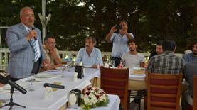Mersin BŞB'den destek yemeği!
