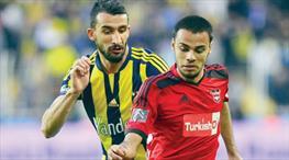Fenerbahçe ile Gaziantepspor 61. kez