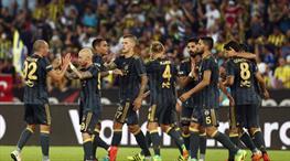 Fenerbahçe 210. Avrupa sınavında