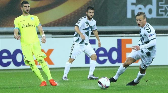 Gent - Atiker Konyaspor: 2-0