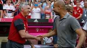 Ancelotti'den Guardiola'ya destek!