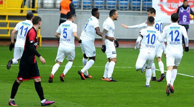 Kasımpaşa - Gençlerbirliği: 3-0 (ÖZET)
