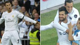 Uğur golünü attı, Ronaldo'ya nazire yaptı!