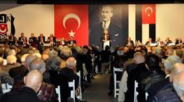 Beşiktaş Divan Başkanını seçiyor