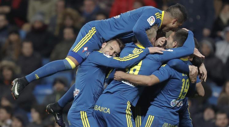 Real Madrid - Celta Vigo: 1-2 (ÖZET)