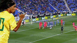 Andreas Pereira'dan Ronaldinho frikiği!