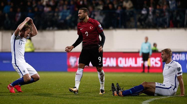 İşte Finlandiya - Türkiye maçının özeti