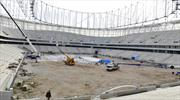 Adana Stadı'nda sona doğru