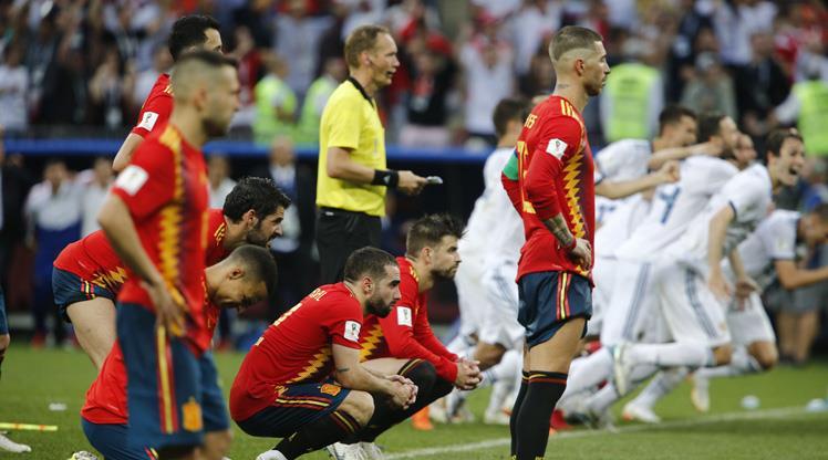 """Şok veda İspanya'da geniş yankı buldu! """"Bir kuşağın sonu"""""""