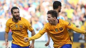 Messi'den sürprize izin yok!.. (ÖZET)
