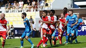 Lucescu Monaco'yu 5 dakikada dağıttı!